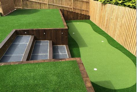 artificial grass putting green from lawns lawns