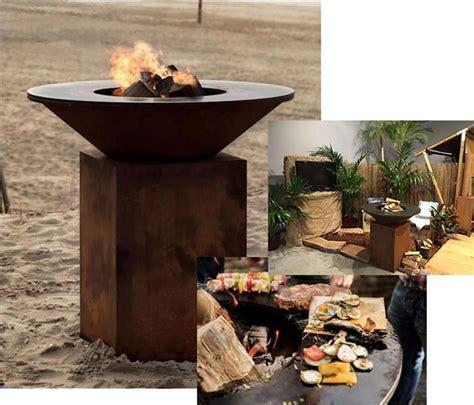 Feuerschale Mit Grill Rand by 220 Ber 1 000 Ideen Zu Feuers 228 Ule Auf