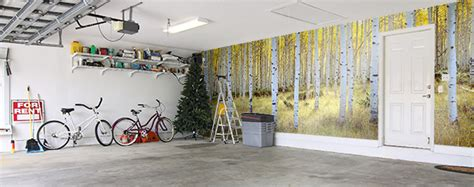 garage wall murals room ideas murals for garages