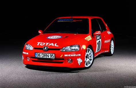 Rally Auto Tuning by Peougeot 106 Rallye Tuning 3 Tuning