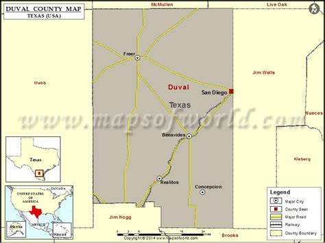 duval county texas map duval county florida zip code map free