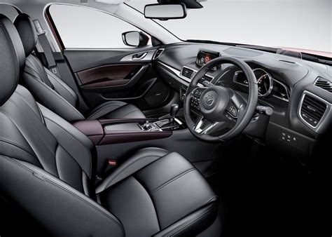 2018 mazda 3 interior redesign new suv price