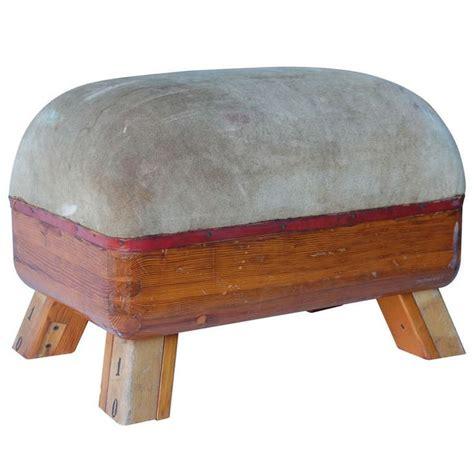 modern ottoman bench vintage leather gym bench vintage leather vintage bench
