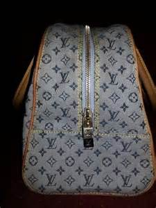louis vuitton marie gray  blue monogram louis