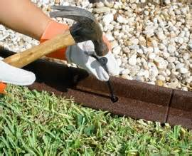 Landscape Edging Lincoln Ne Landscape Edging Recycled Rubber Home Landscape Design