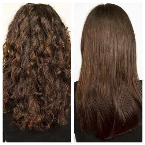 Types Of Permanent Hair Straightening by Review Before And After Photos Redken Shape Hair