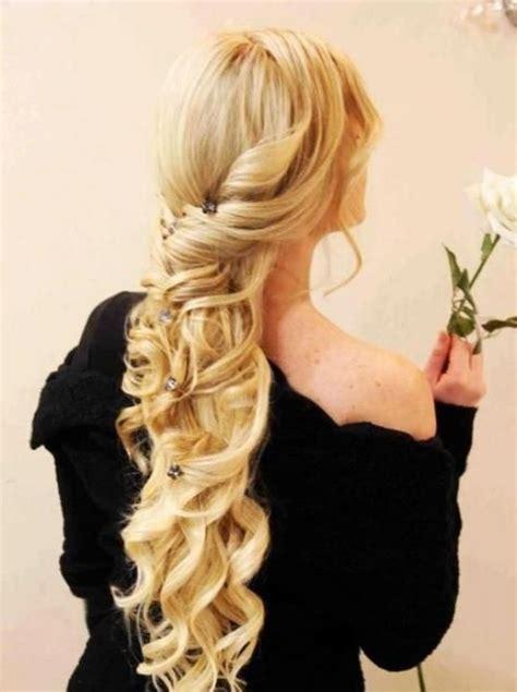 pretty wedding hairstyles long 3 hairzstyle com