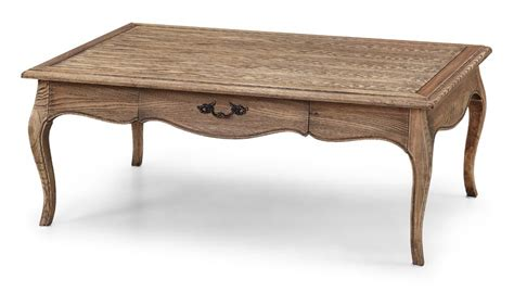 provincial furniture coffee table in oak