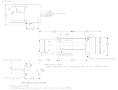 9000 winch solenoid wiring diagram get