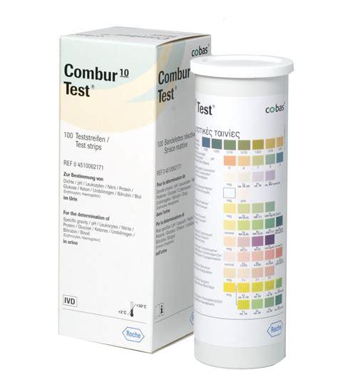 m protein in blood test combur 10 test strips x 100 p a ltd
