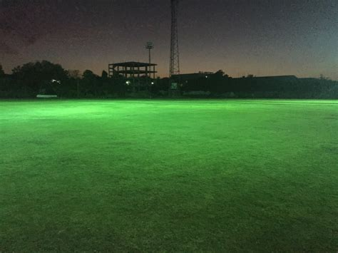 as ground 7 cricket ground with flood lights in hyderabad
