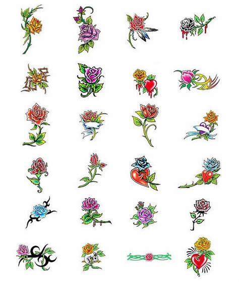 tattoo designs roses and thorns roses and thorns designs collection