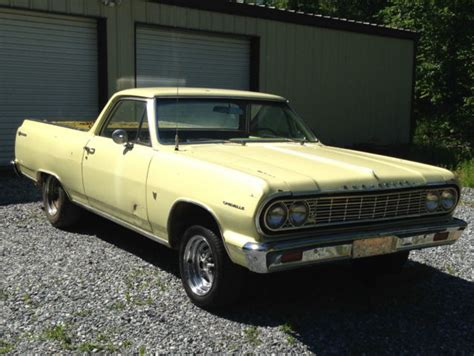 1964 el camino 1964 chevrolet el camino for sale photos technical