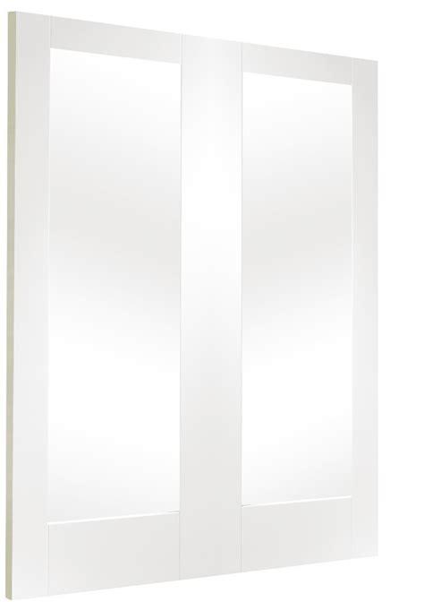 pattern 10 white internal door pattern 10 white primed internal rebated door pair with