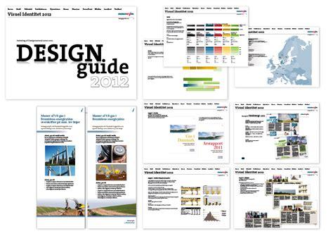 layout style guide blikfang nu visuel identiteter og grafisk design