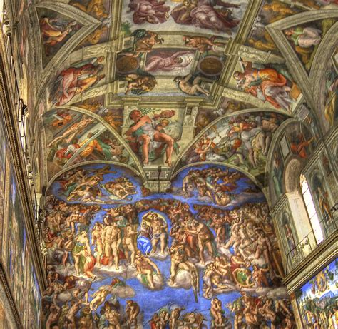 Picture Of Sistine Chapel Ceiling by Sistine Chapel In 1508 Michelangelo Was Commissioned By