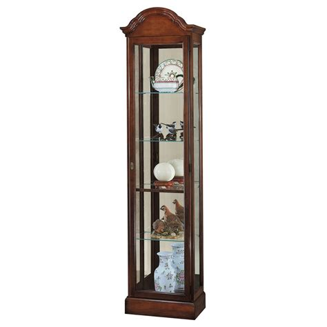Howard Miller Cabinets by Howard Miller Gilmore Curio Cabinet 680145