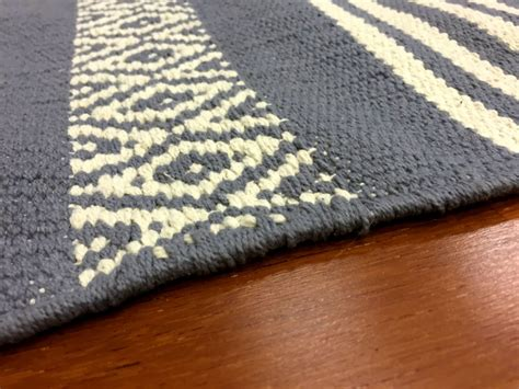 Gray Rag Rug by Rag Rugs Ystad Grey Rag Rugs