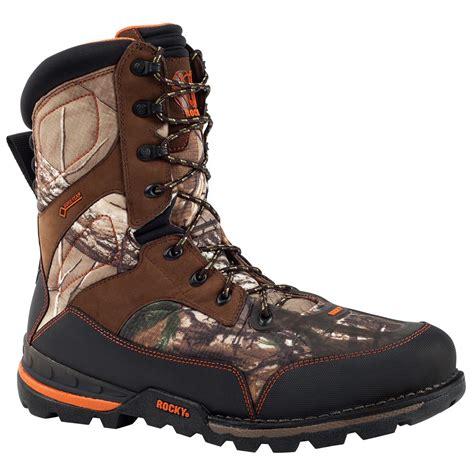 rocky 9 l3 waterproof 1000 gram insulated boots 552422