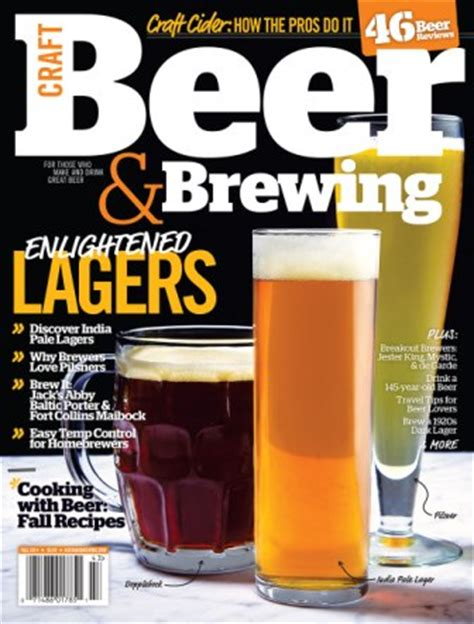 craft and brewing 20 magazine discount for the