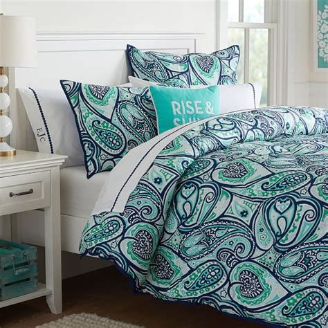 paisley bedding paisley perfect comforter sham pbteen