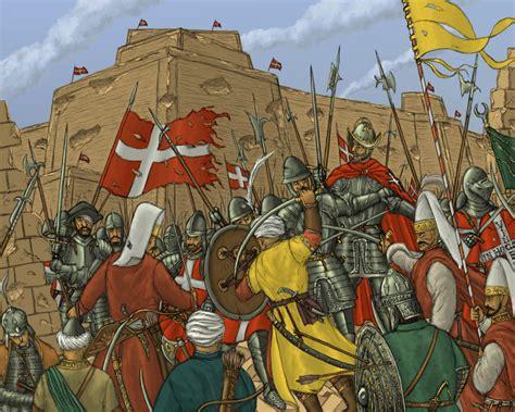Ottoman Malta Siege Of Malta 17th Century War Malta And Knights Hospitaller