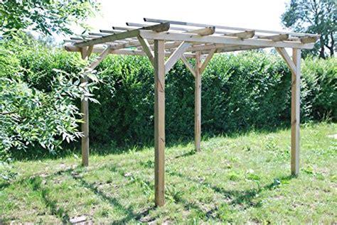 holzpavillon günstig henley holzpavillon 220 berdachung aus fichtenholz sehr g 252 nstig
