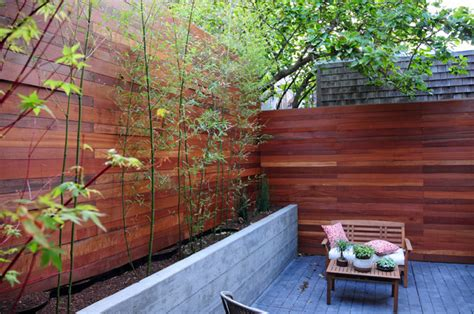 Red Home Decor Accents teak fence