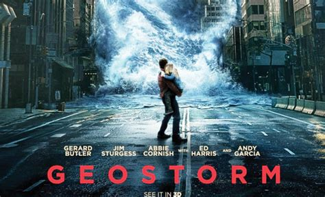 film geostorm dubai drowns in hollywood disaster movie geostorm arab