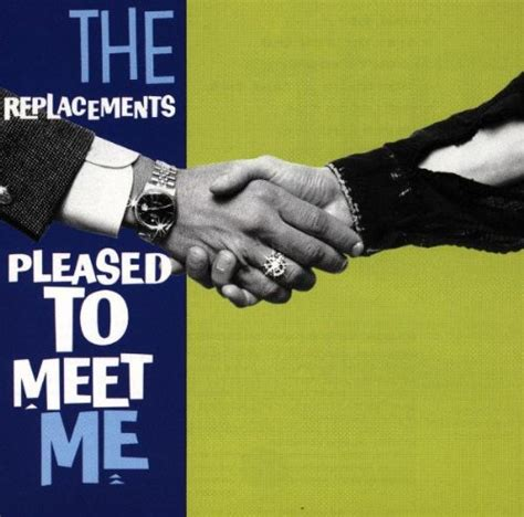 lyrics the replacements replacements information facts trivia lyrics
