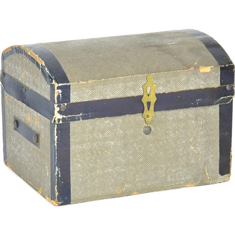 fashion doll trunk wooden fashion doll trunk from crabel on ruby