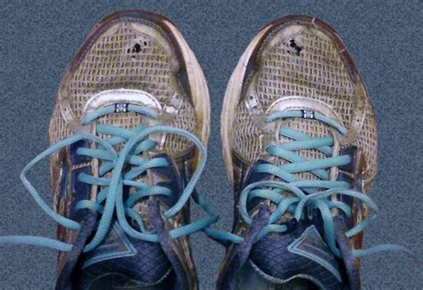 how to repair running shoes why do i get holes in my running shoes