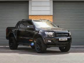 Used 2016 ford ranger wildtrak 4x4 dcb tdci for sale in staffordshire