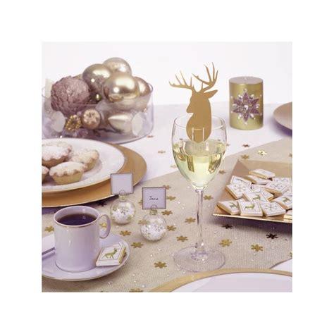 decorazioni bicchieri decorazione invernale per bicchieri renna stilizzata