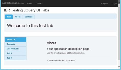 jquery ui layout tabs you ve got code tabs in mvc 5 using jquery ui