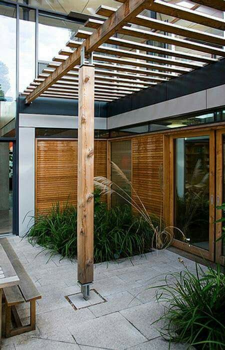 woods screen house with awnings 25 best ideas about modern pergola on pinterest