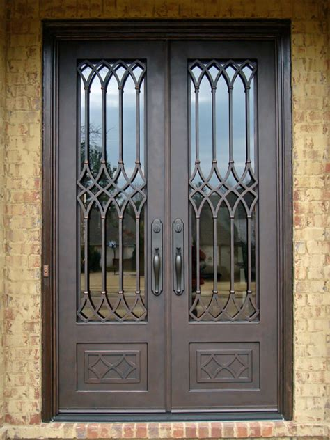 steel door design china supplier safety door design with grill metal door
