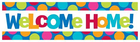 Welcome Home welcome home banner best business template