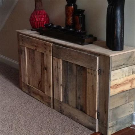 kitchen cabinet hutch pallet kitchen cabinets diy pallets designs