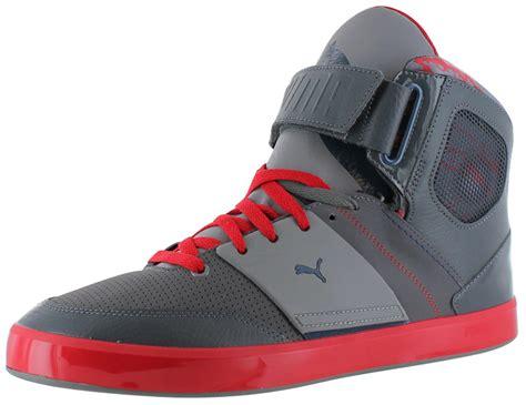 mens high top fashion sneakers el hi s shoes fashion sneakers high top ebay