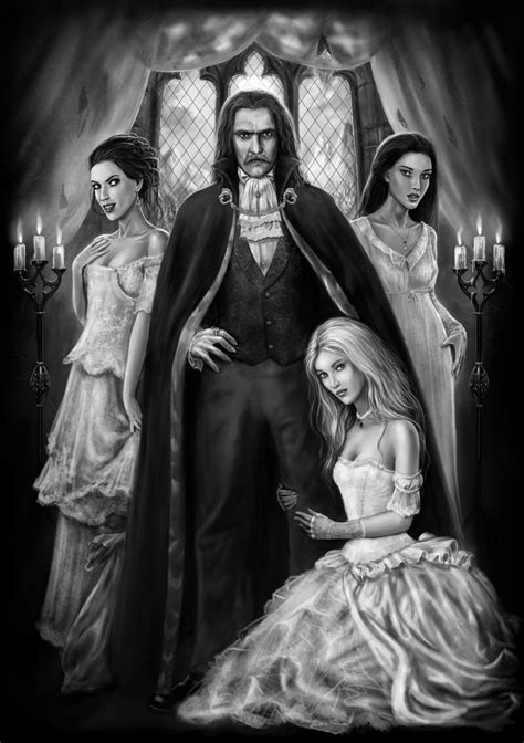 The Bridal Count by Dracula And His By Dashinvaine On Deviantart