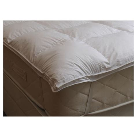 Feather Mattress Topper Single by Buy Silentnight Duck Feather And Single Mattress