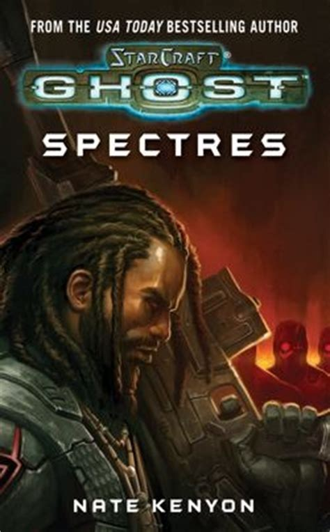 the ghost of corporal devos books starcraft ghost spectres nate kenyon