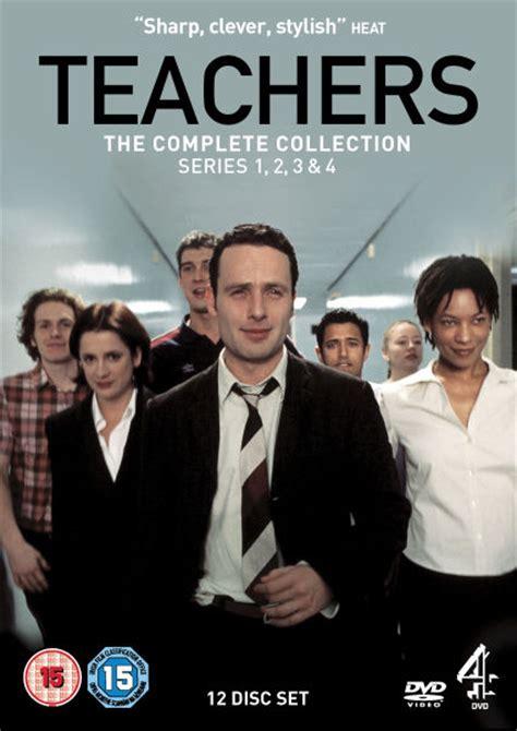 teachers series 1 4 dvd zavvi