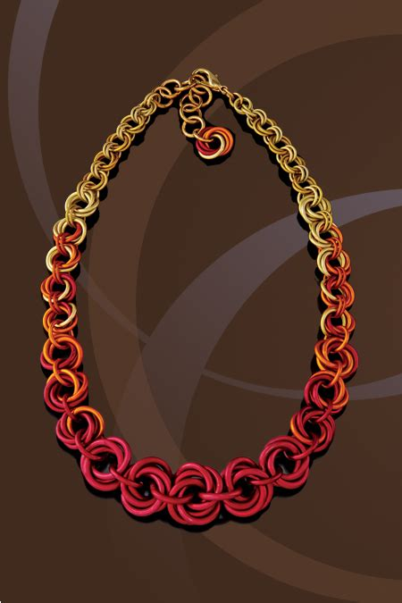 Handmade Chainmail - handmade chainmaille jewelry by mojica made in