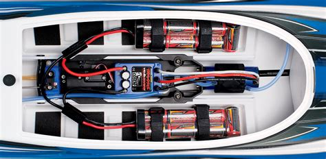 traxxas fastest boat spartan brushless 36 quot race boat with tqi traxxas link