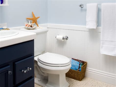 Blue Bathroom Ideas by Coastal Bathrooms Hgtv