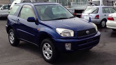 Toyota 2 Model Toyota Rav4 3door Model Sold To Tanzania