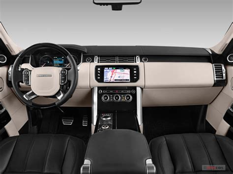 land rover inside 2016 2016 land rover range rover performance u s