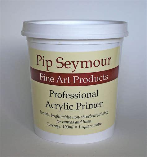 acrylic paint primer professional acrylic primer